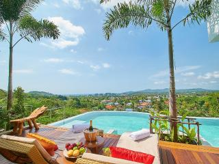 Villa Mantra - 4 edrooms, Sea view-Bangtao beach, Bang Tao Beach