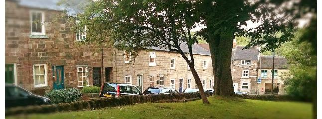 Beautiful Frith Cottage and Strutt Cottage in their lovely Belper street.