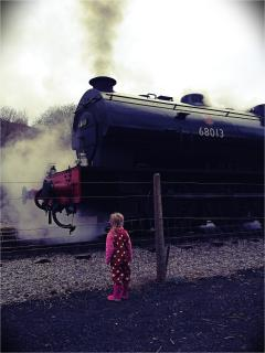 Steam trains, water mills and the Derwent Valley equals World Heritage Site
