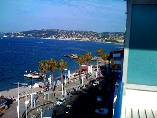Cote d' azur Condo Right on Ocean Amazing View..., Juan-les-Pins