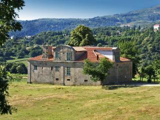 PAZO BARBEIRÓN, el lujo del siglo XVIII en el XXI, Ourense Province