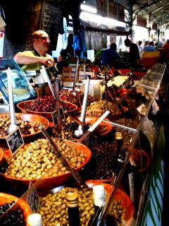 Provencal Marche in Antibes