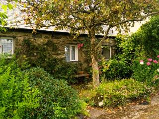 HENDY COTTAGE, 17th century detached, pet-friendly, woodburner, WiFi, near Pwllheli, Ref 923445