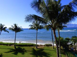 Direct Oceanfront Condo In Kahana on West Maui
