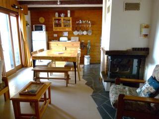 Chatel nice holiday flat + garage near ski slopes