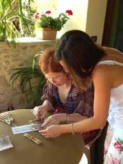 Learn the local craft of lace-making