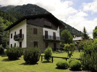appartamento Bluette, piano terra in villa, Pre-Saint-Didier