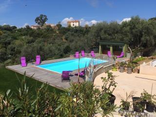 Vacances en Corse Maison avec piscine 8 / 14 pers, Pietrosella