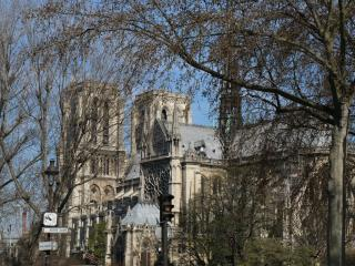 Facing NOTRE-DAME ! PARISIAN style studio !, Paris
