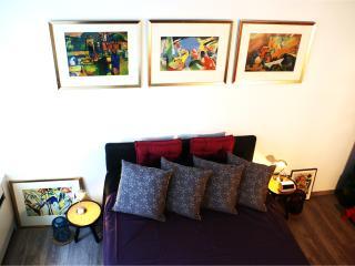 THE KANDINSKY ROOM-Design, Brightness and Cozyness, Colonia
