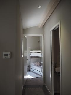 view to bunk room