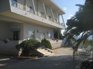 Appartamento in villa vista mare(Golfo di Palermo)