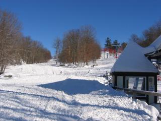 Top of the World Community ski hill