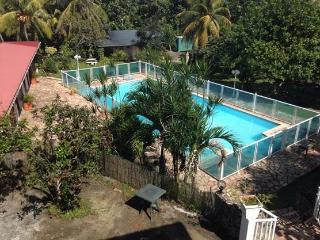 Pavillon  caraibe