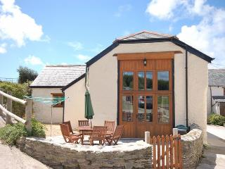 GRAIC Barn situated in Ilfracombe (5mls S)