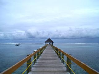 Maui Bay Pier