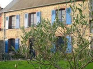 maison de pecheur, Lessay
