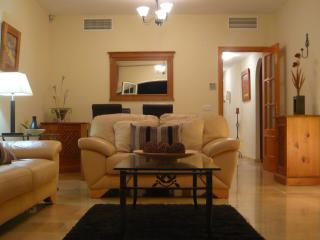 Large Lounge With High Quality Furniture Marble Floors And Of Course Air Conditioned