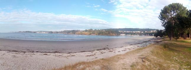 Playa de Pontedeume