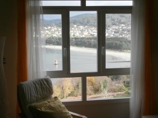 Maravilloso apartamento en Pontedeume con vistas