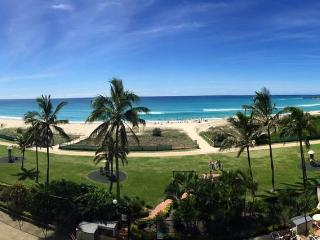 Absolute Beachfront at Palm Beach - 2 bedroom  Apartment with amazing views
