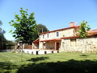 Fonte do Barro, casa con spa, Santiago de Compostela
