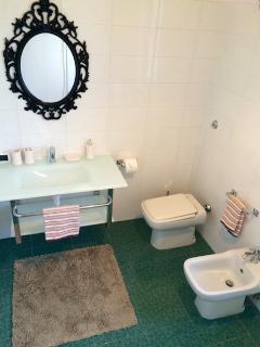 il bagno al primo piano