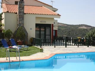 villa in Milatos Crete , up to 14 persons !!!!!
