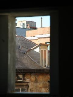 Scorcio sui tetti dalla cucina - A glimpse of the roofs from the kitchen