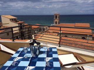 celebrate in terrace