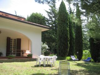 Villetta Manuela in posizione panoramica con vista, Castellina Marittima