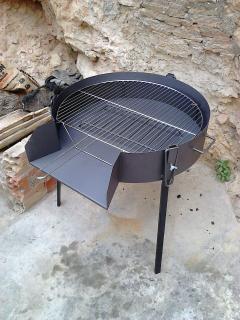 barbacoa-tambien para hacer paellas