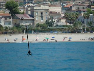 a 50 metri dal mar Jonio