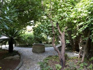 Il giardino di Oliver Guesthouse, Mondello
