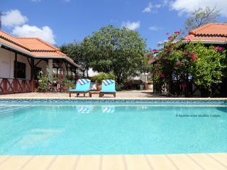 Bungalow B Barbulet Appartementen BlouBlou Curacao