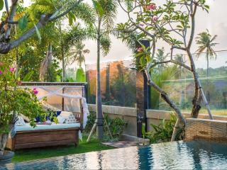 View from Every Room Luxury Villa in prime area, Canggu