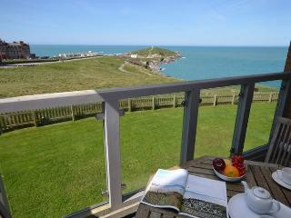 CRIBP Apartment situated in Newquay