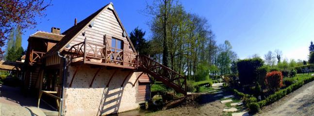 le balcon du Domaine de Ferchaud