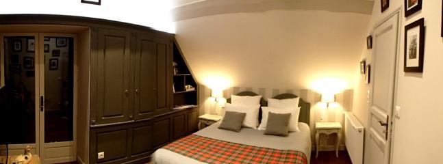 la chambre Aberfeldy du Domaine de Ferchaud