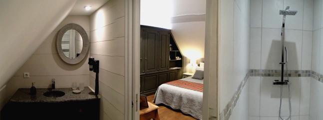 la chambre Aberfeldy Domaine de Ferchaud