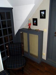 la chambre killin du Domaine de Ferchaud