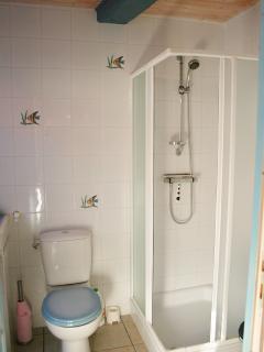Salle d'eau privative du rez de chaussée