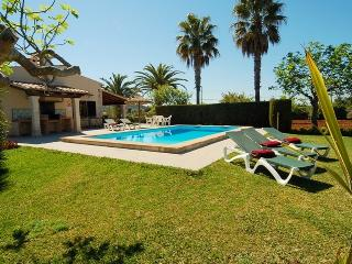 Villa Tencotes. Nice Pollensa countryside location. Free car included!