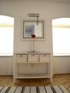 Aria Cittadella-room on the 1st  floor. Details.
