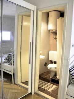 Aria Cittadella-room on the 1st  floor.