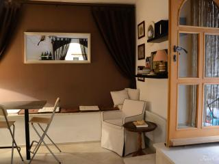 Fuoco Cittadella-kitchen on the ground floor.Shared space for all guests. Relaxing zone.