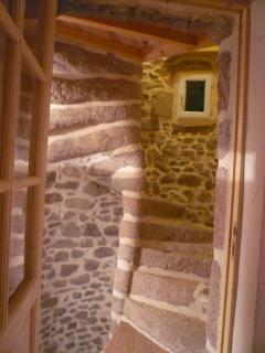 Escalier Typique intérieur
