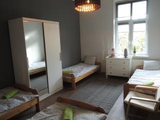 Charming apartment WiFi, center, 6-8 pax, Cracovia
