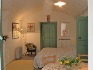 Nicolas's bedroom, Saint-Hippolyte-du-Fort