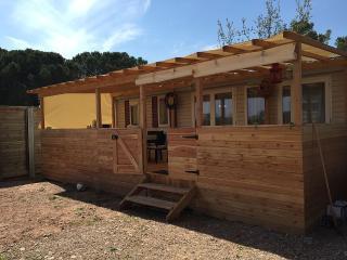 Mobil-home camping l'Oasis 5*****, Puget-sur-Argens